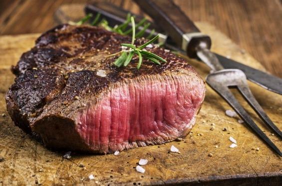 Храна богата со железо